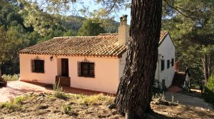 Country villa for sale in Ventamina, Valencia – Ref: 013501