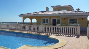 Luxury villa for sale in Alberic, Valencia – Ref: 012454