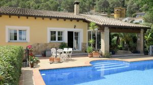 One of our luxury villas in Valencia for sale – Ref: 014521