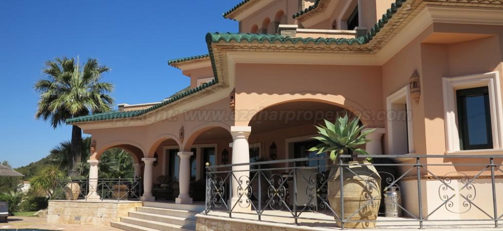 Luxury villa for sale in Javea Alicante – 015568