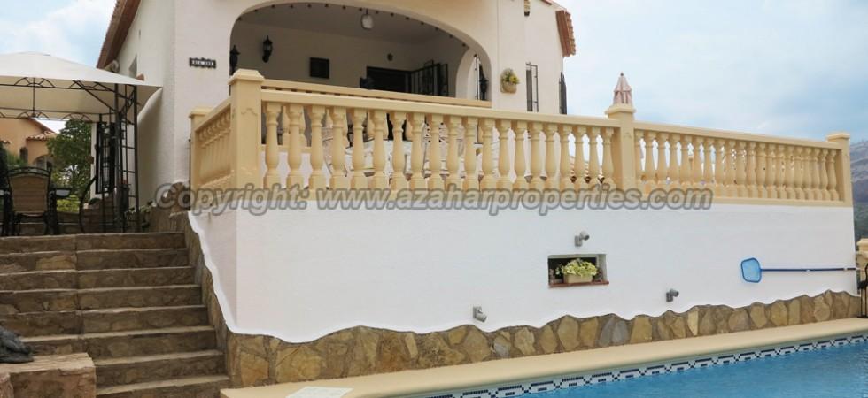 Property for sale in Adsubia Alicante – Ref: 015578