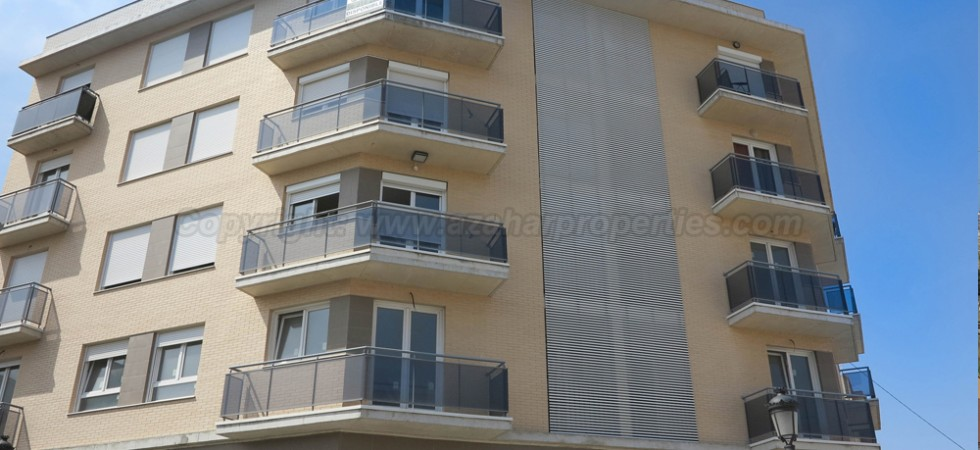 New apartment for sale in Valencia city – Ref: 015586