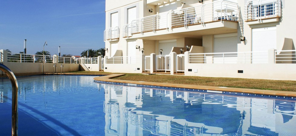 Sea view apartments for sale Vinaròs Castellón - Ref: 015594 (1)