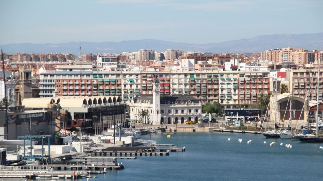 The Marina In Valencia