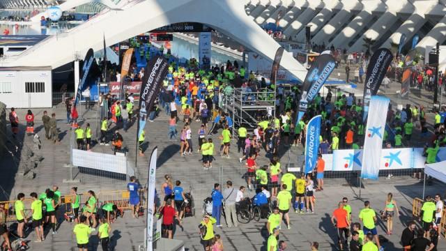 The Valencia Marathon 2015