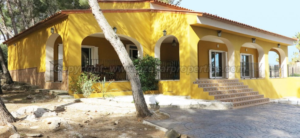 Beautiful villa for sale Alberic Valencia – Ref: 016612