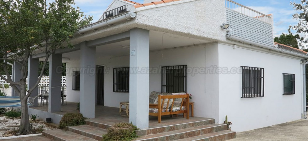 Beautiful villa for sale in Real Valencia – Ref: 016624