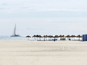 Life's a beach in Valencia