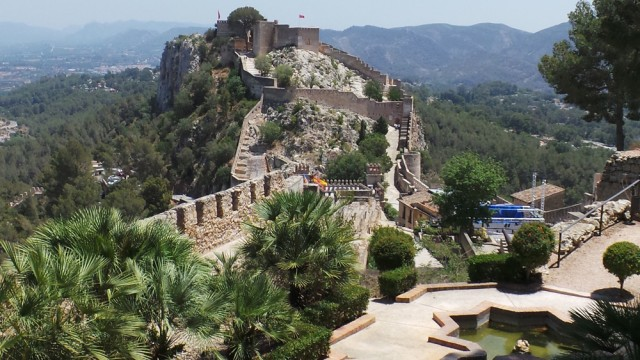 Be King For A Day At Xàtiva Castle