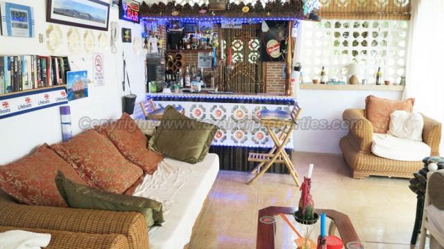 Bar / Entertainment area - 36m²