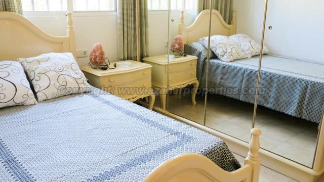 Bedroom 2 - 8m²
