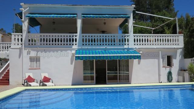 Villas for sale in Genoves Valencia