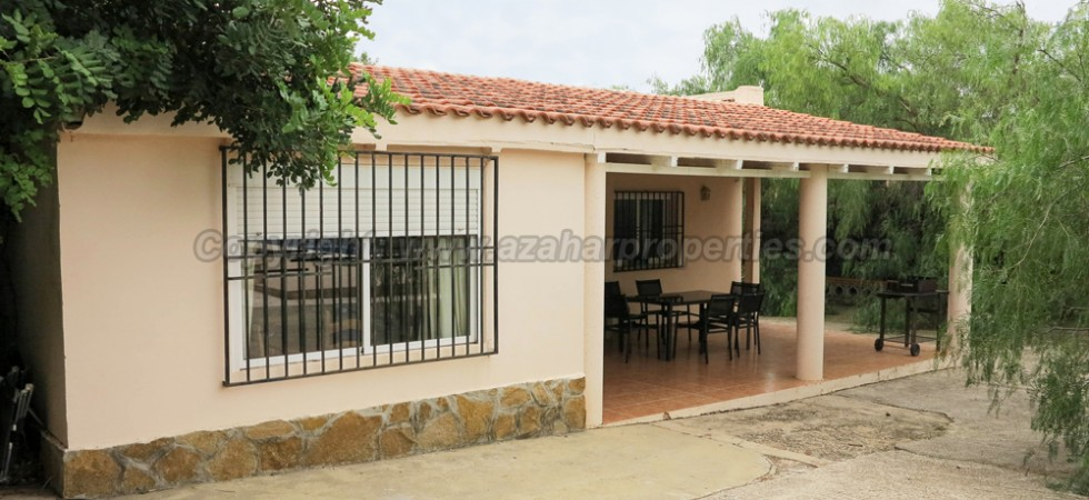 Villa for sale in Turis Valencia – Ref: 016650