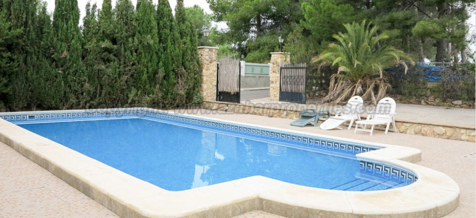Villa for sale in Turis Valencia – Ref: 016650