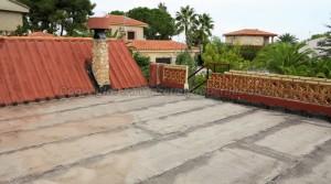 Roof terrace - 56m²