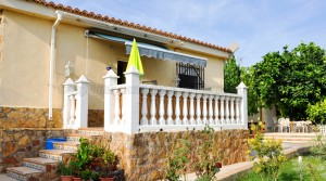 Charming villa for sale Vilamarxant Valencia – 016652