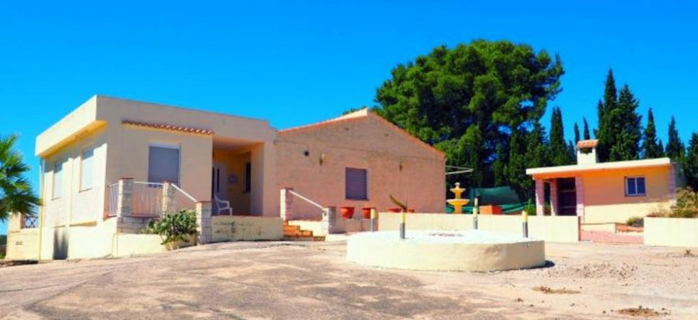 Property with views for sale Benaguasil Valencia – Ref: 016653