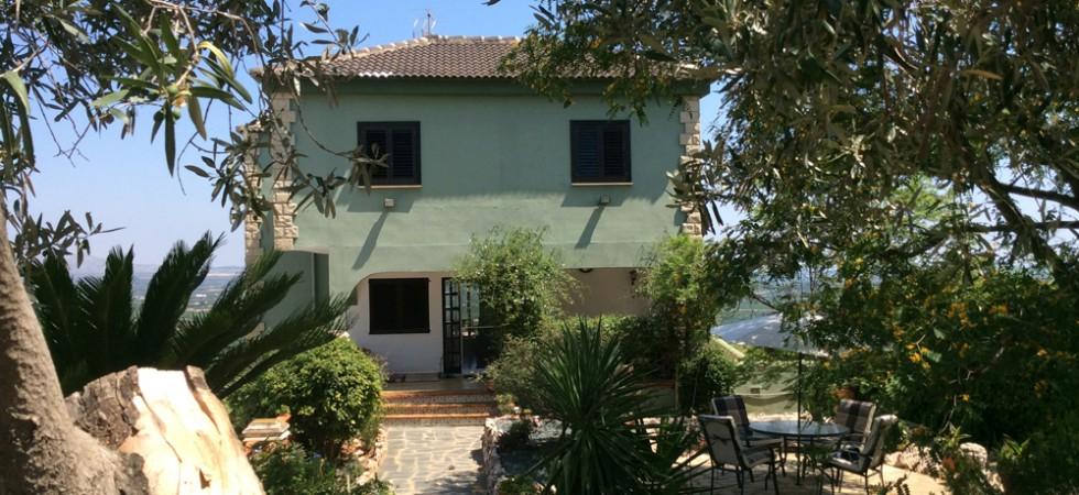 Large properties for sale San Cristobal Alberic Valencia