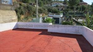 Roof terrace - 68m²