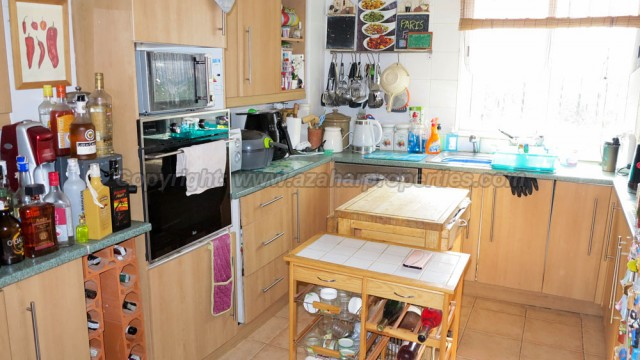 Kitchen - 20m²