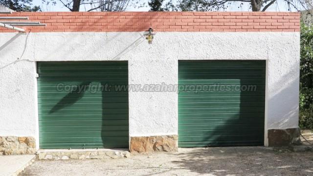 Garage - 33m²