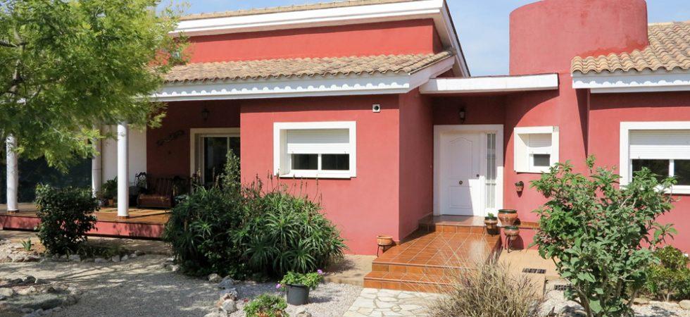 Modern villa for sale Alberic Valencia – Ref: 017683