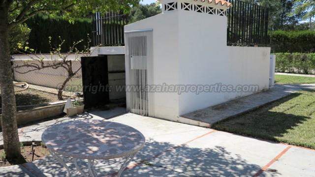Pump house - 6m²