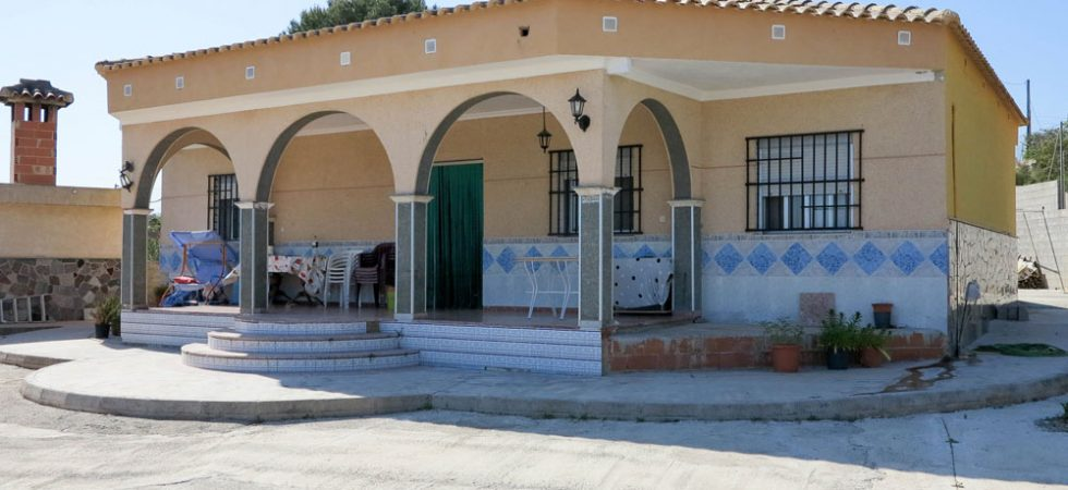 Large house for sale Vilamarxant Valencia – Ref: 017691