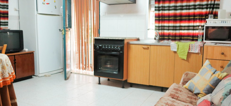 First floor Kitchen - 17m²