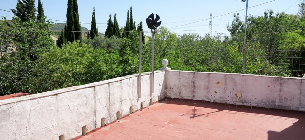 Balcony terrace - 32m²