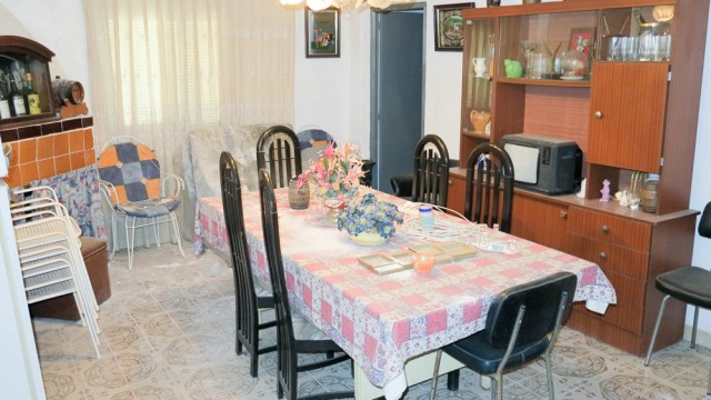 Underbuild Lounge/dining room - 19m²