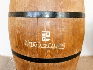 Hoya de Cadenas french oak cask