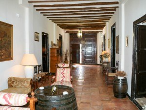 Inside The Gandia family finca