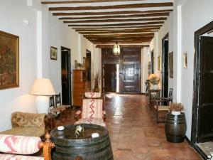 Inside The Gandia family finca