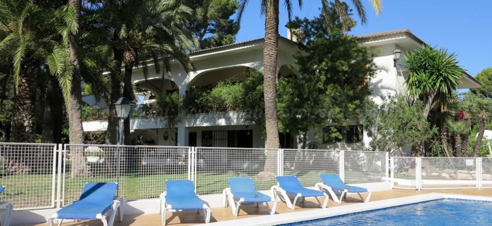 Luxury villa for sale La Cañada Valencia – 017715
