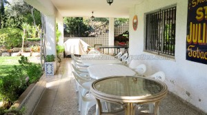 Ground Floor Covered terrace - 60m²