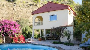 Hillside villa for sale Alzira Valencia – 017720