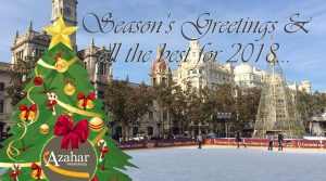 Christmas in Valencia 2017