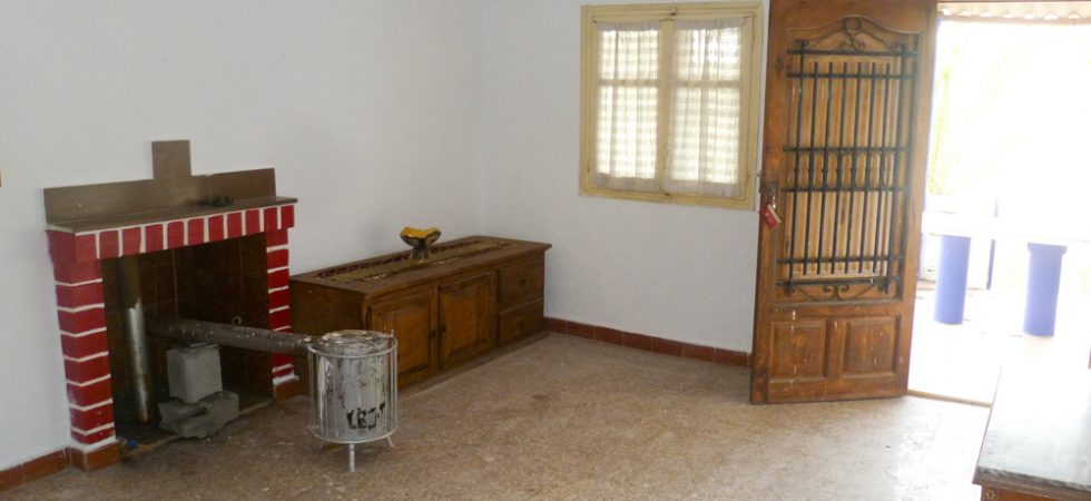 Lounge/dining room - 19m²