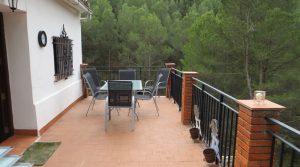 Balcony terrace - 36m²