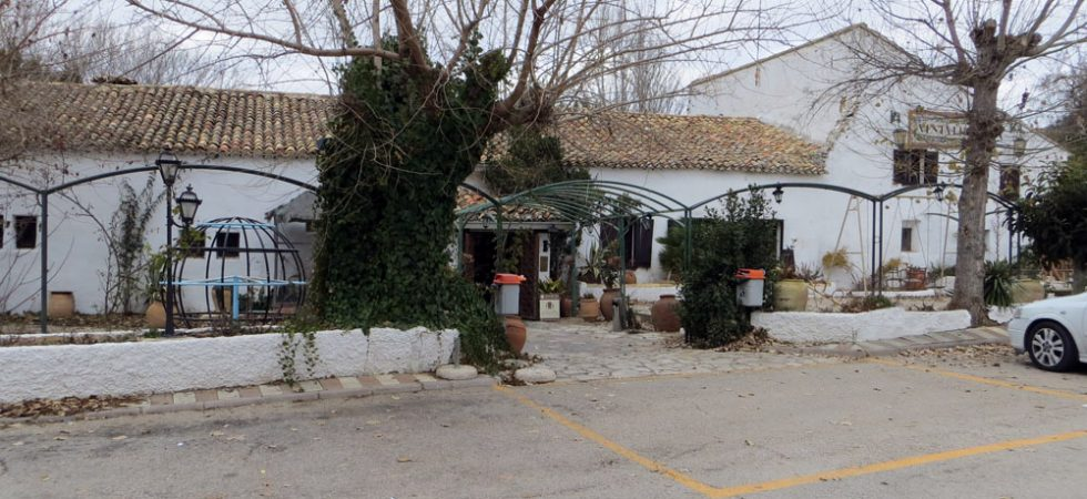 Local bar/restaurant
