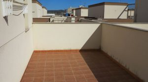 Private roof terrace - 41m²
