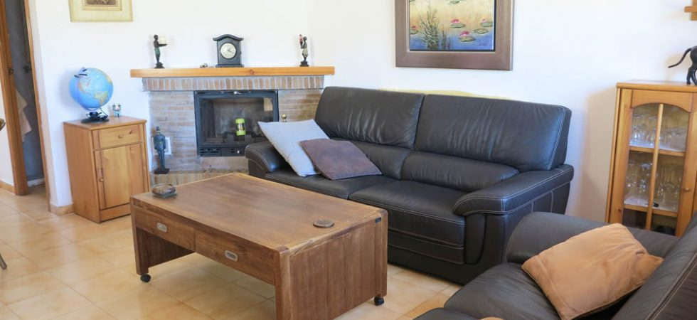 Lounge/dining room - 20m²