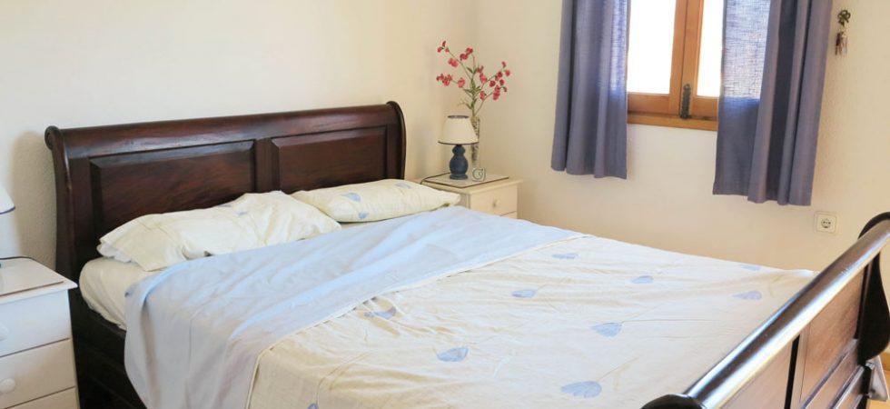First floor Bedroom 1 - 11m² With balcony terrace