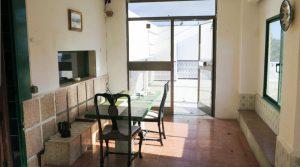 Enclosed terrace - 45m²