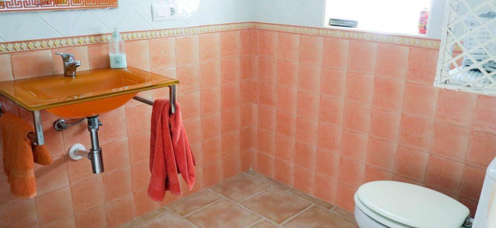 Bathroom - 8m²