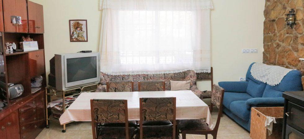 Lounge/dining room - 21m²