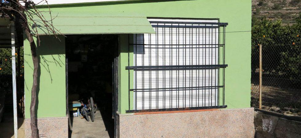 Store room - 16m²