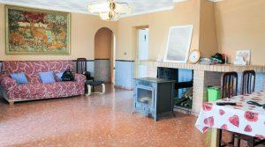 Lounge/dining room - 38m²