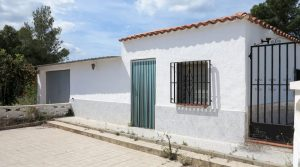 Garage • Paella house • Store rooms